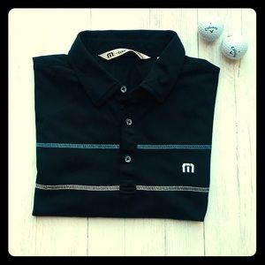 Travis Mathew Golf Shirt